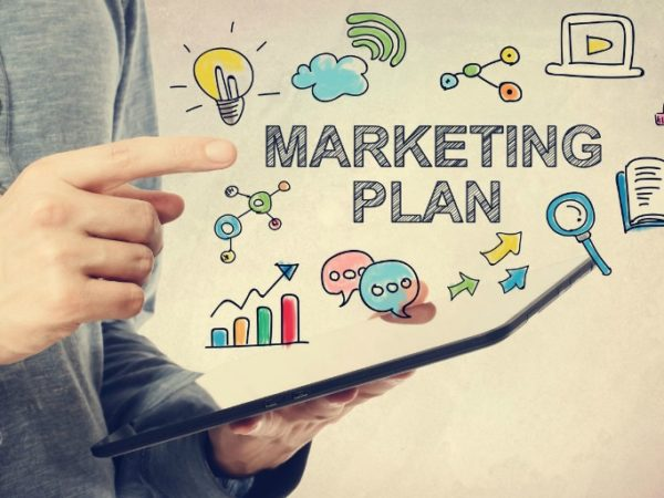 Online marketingplan